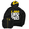 Dedicated Tracksuit Hoodie I Am Dedicated