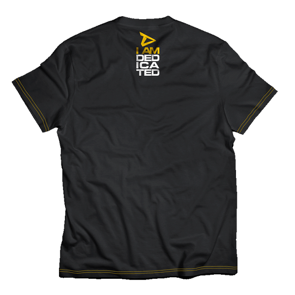 Dedicated T-Shirt F#ck Shortcuts Back