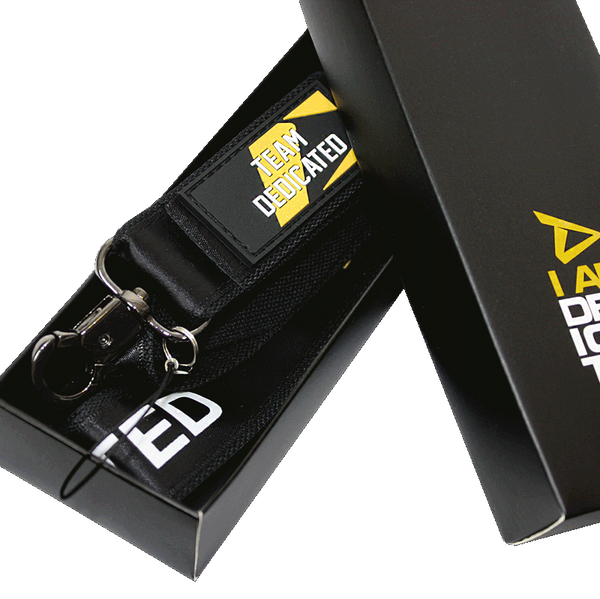 DEDICATED LANYARD (LIMITED EDITION)