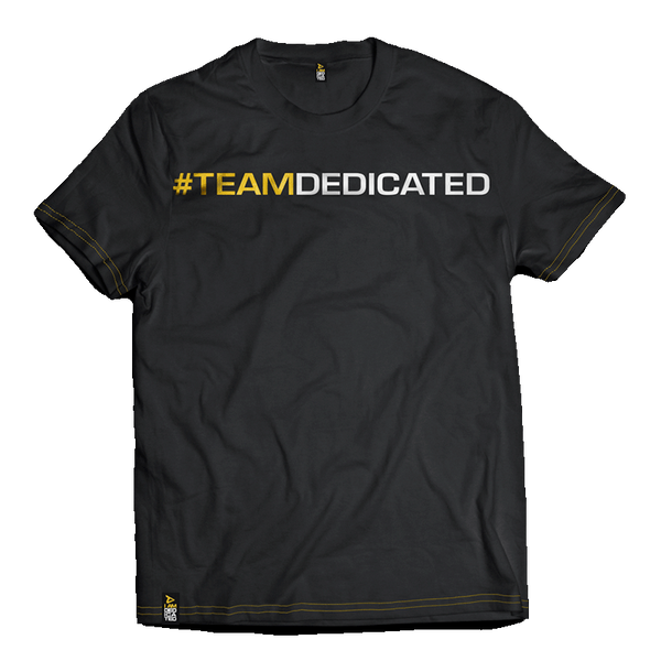 Dedicated T-Shirt Lift F#cking Heavy front
