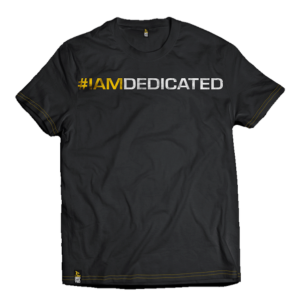 Dedicated T-Shirt Make It F#cking Happen Front