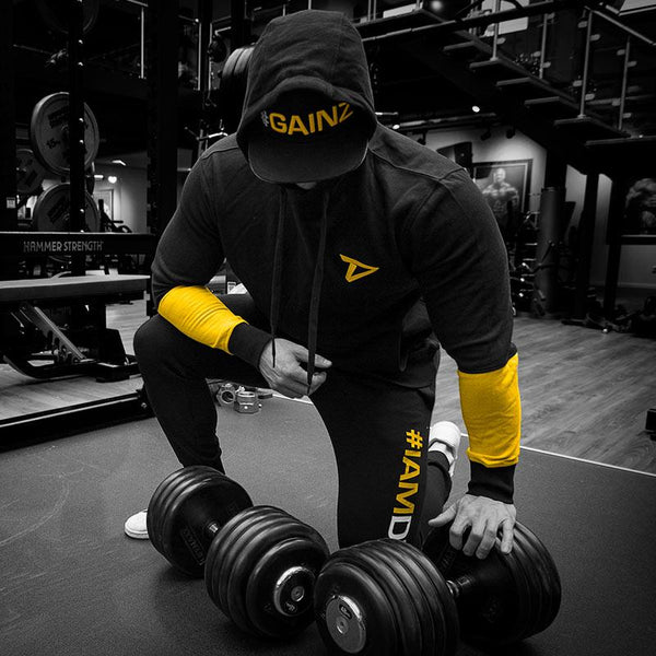 Pull Over Hoodie by Dedicated Nutrition