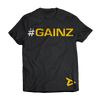 DEDICATED T-SHIRT '#GAINZ'