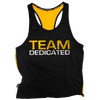 Dedicated Stringer (Yellow Back) Team Dedicated Front