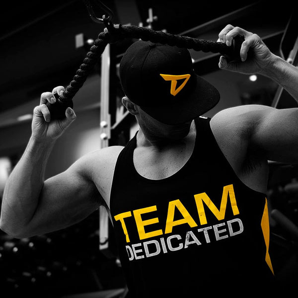 Dedicated Stringer (Yellow Back) Team Dedicated