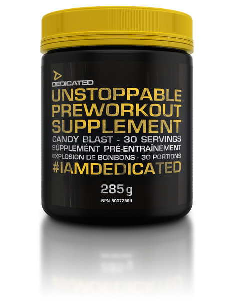 Unstoppable Preworkout (Canadian Version)
