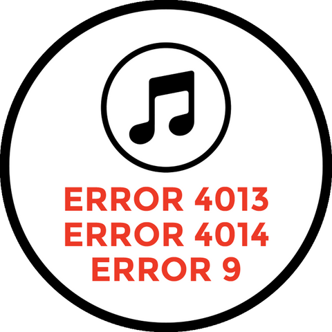 Error 4013 Repair for iPhone & iPad