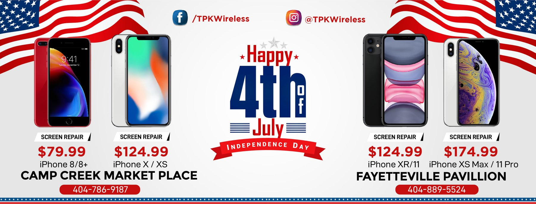 TPK Wireless - Cell Phone, Tablet & Computer Repair