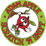 Adam Apple Sticker Pack