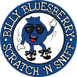 Billy Bluesberry Sticker Pack