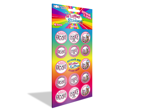 Bubbles Sticker Pack