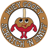 Huey Gooey Sticker Pack