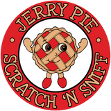 Jerry Pie Sticker Pack