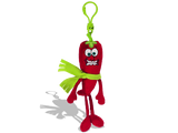 Chilly Pepper Backpack Clip