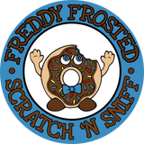 Freddy Frosted Sticker Pack