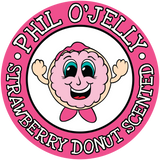 Phil O'Jelly Sticker Pack