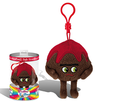Meatball Paul Backpack Clip