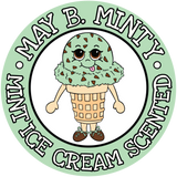 May B. Minty Sticker Pack