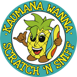 Kaumana Wanna Smellya Sticker Pack
