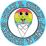 Willy B. Chilly Sticker Pack