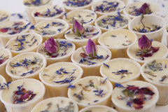 Geranium & Rose Petal Bath Melts