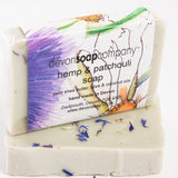 Hemp & Patchouli Soap