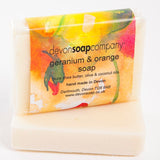Geranium & Orange Soap