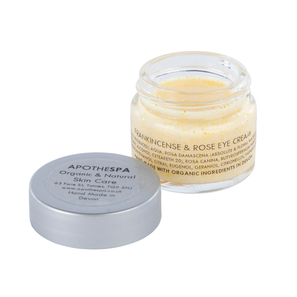 Frankincense & Rose Eye Cream