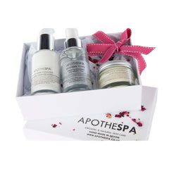Orange & Lavender Facial Gift Box