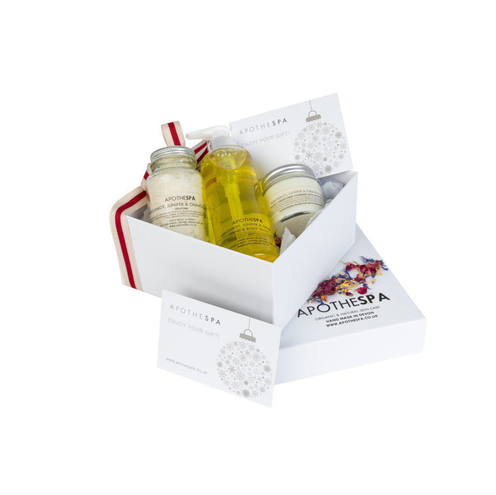 Bergamot, Juniper & Orange Hand & Body Gift Box