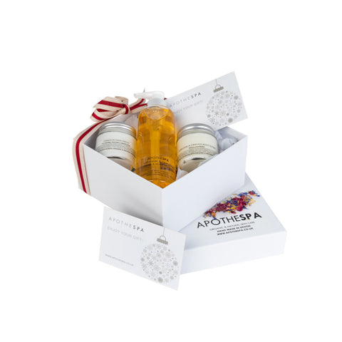 Geranium & Orange Hand & Body Gift Box