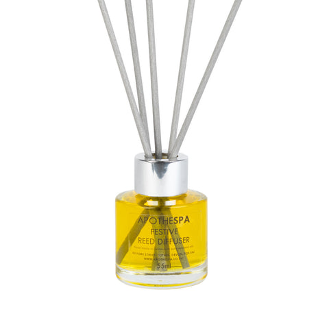 Festive Reed Diffuser (Orange, Clove & Cinnamon)