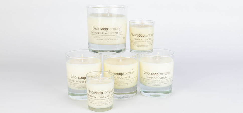 Devon Soap Company - Candles