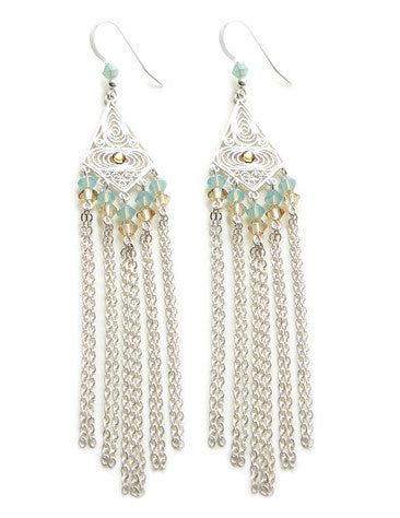 Gipsy Fringe earrings