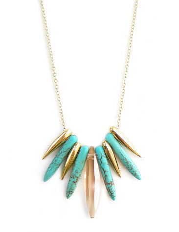 Biscayne necklace