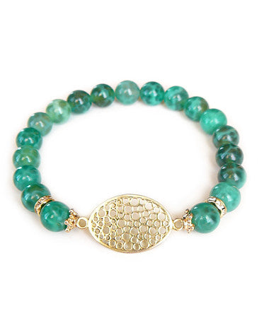 Emerald Dream bracelet