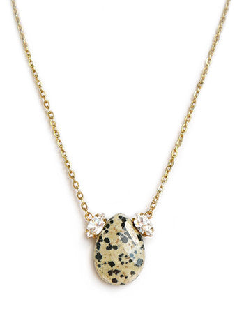 Feline necklace