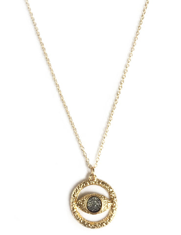 Gypsy Eye necklace