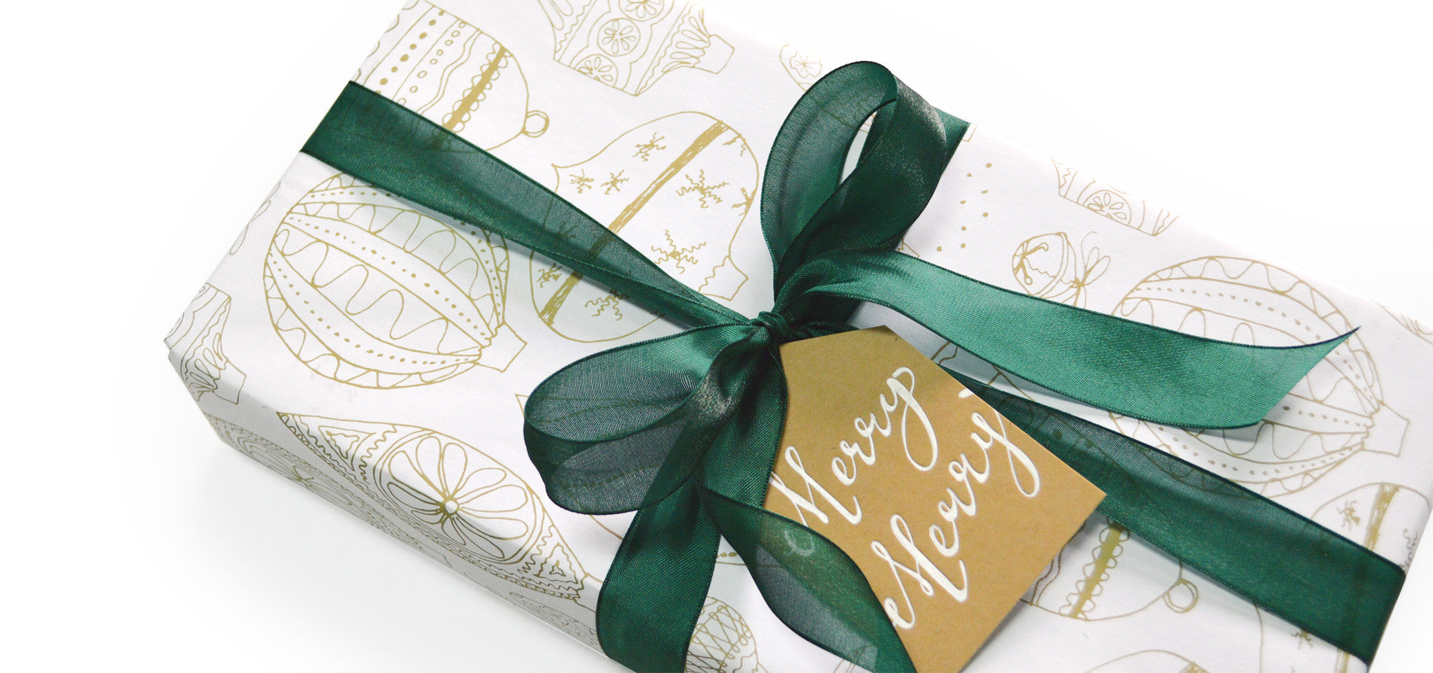 Holiday Tags & Wrap