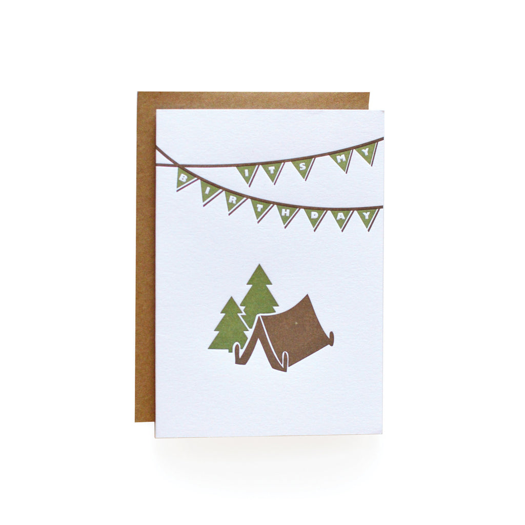 Camping Invitations – Wild Ink Press