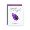 Gemstone Cards - Set of 12