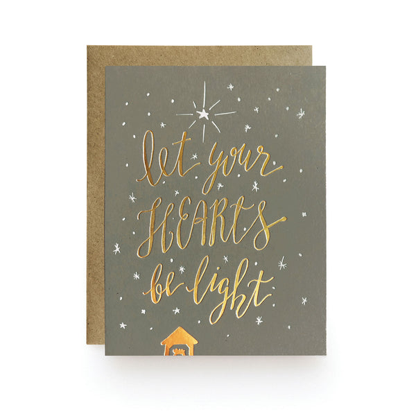 Hearts Be Light (set of 6)