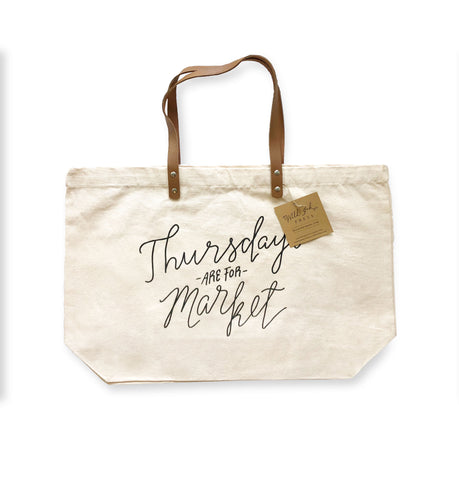 Thursdays Tote Bag