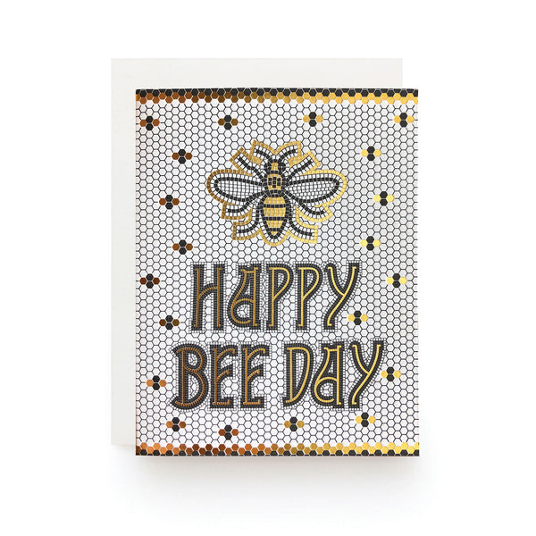 Bee Day Tile