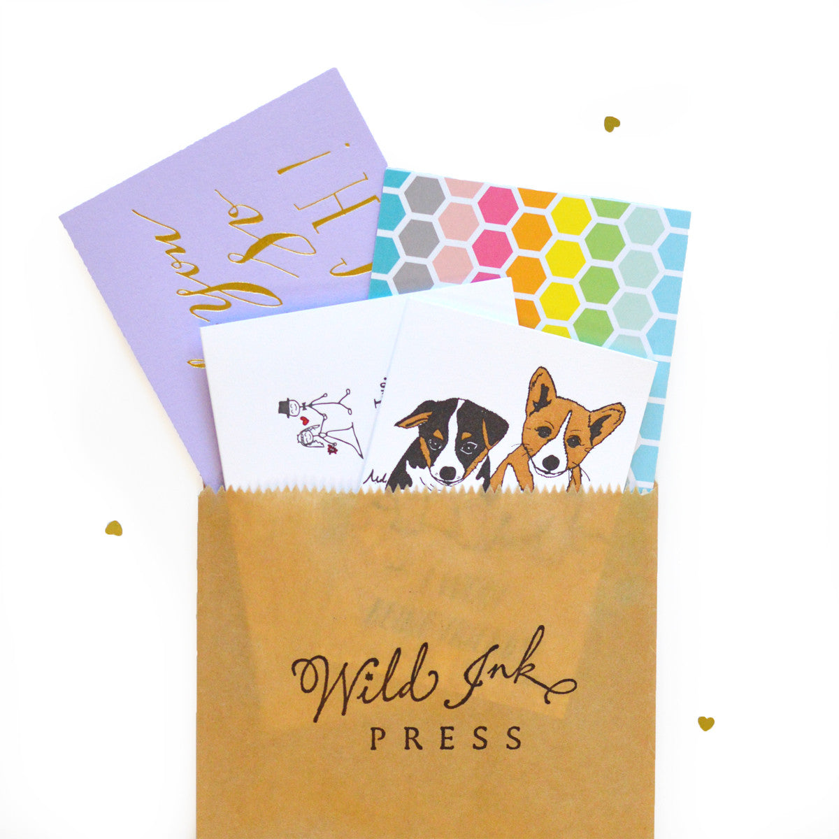 Perfectly Imperfect Pack Of 10 Birthday Cards
