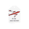 Classroom Valentines - Plane Awesome