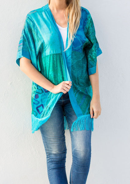 SAMPLE SALE-4 (Four) Assorted Vintage Silk Kimonos