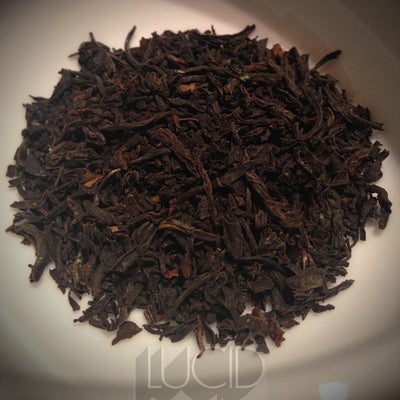 organic first flush kocha - japanese black tea