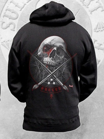 Sullen AB Ink Zip Up Hoodie