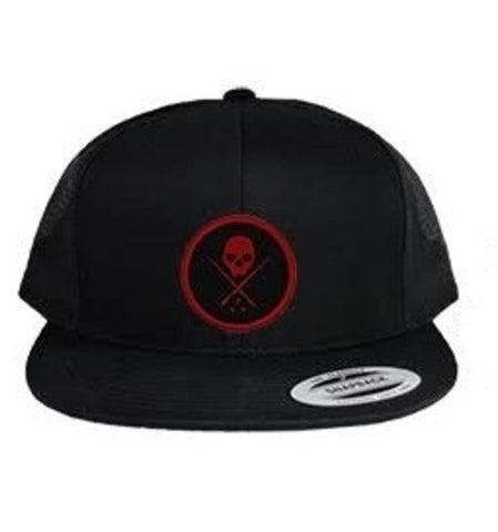 Sullen Circle Badge Snapback Cap